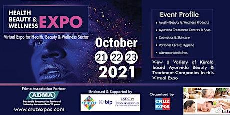 Health, Beauty & Wellness Virtual Expo 2021 tickets