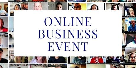 Online Business Event with Introbiz tickets
