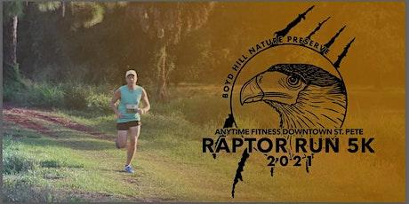 Boyd Hill Raptor Run 5k tickets