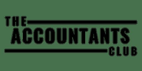 The Accountants Club - November 2021 tickets