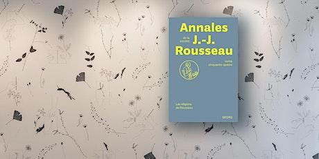 Les religions de Rousseau billets