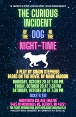 U of D Jesuit Presents The Curious Incident of the Dog in the Night-Time tickets
