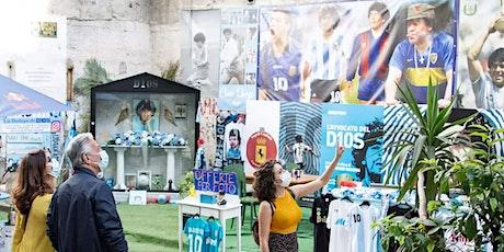 Street Art Tour nei vicoli di Napoli! tickets