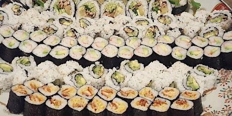 Dr. Sushi's DIY Sushi Rolling Workshop tickets