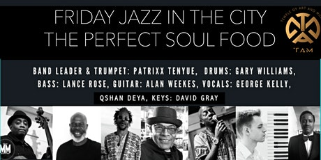 Friday Jazz in the City tickets