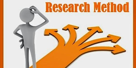 Research methods tickets