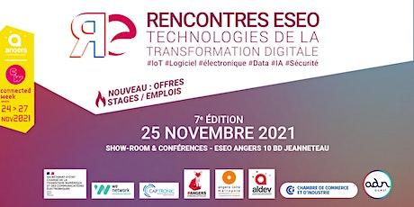 Rencontres ESEO des technologies electronique & numeriques - PARTICIPANT billets