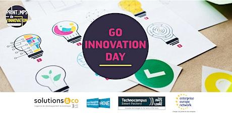 Go Innovation Day billets