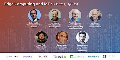 Edge Computing & IoT tickets