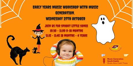 Baby Boo Music Workshop tickets