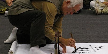 Reiki Kanji Calligraphy with Fokke Brink tickets