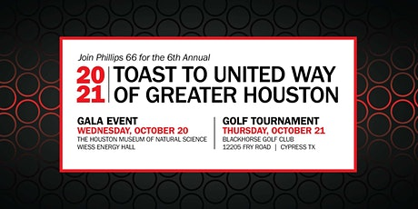 6th Annual Toast to United Way of Greater Houston tickets