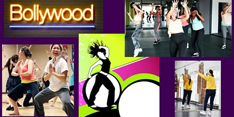 Bollywood Dance Workout Classes - Weekly In-Studio Classes - Berlin Pberg tickets