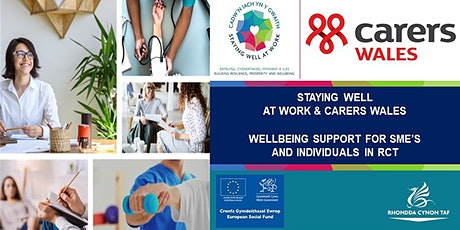 Wellbeing Support for SMEs and Individuals in RCT tickets