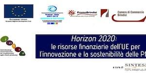 Horizon 2020:  le risorse finanziarie dell'UE per...