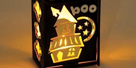 Halloween Lantern Making for Kids tickets