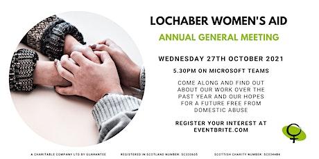Lochaber Women's Aid AGM tickets