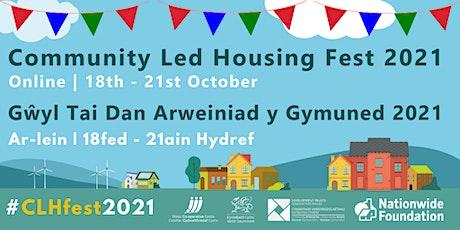 CLHFest21: Cynnal cymunedau Cymraeg / Sustaining Welsh communities tickets