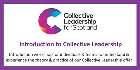 Introduction to Collective Leadership tickets