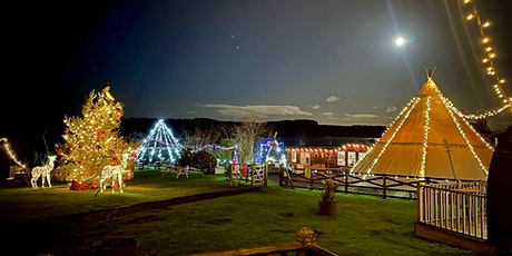 Christmas In The Tipi tickets