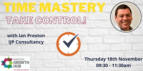 Time Mastery: Take Control! tickets