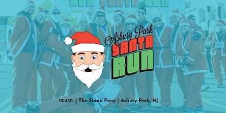 Asbury Park Santa Run 2021 tickets