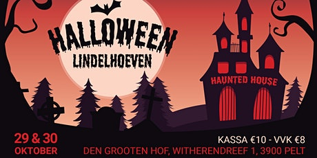 Halloween Lindelhoeven 2021 -- Haunted House tickets