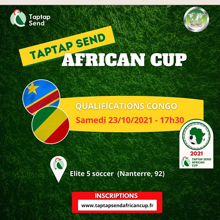 Image pour Qualifications Congo - TAPTAP SEND AFRICAN CUP
