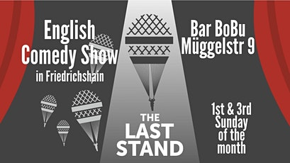 The Last Stand - Cosy, Dark and Classy Comedy tickets