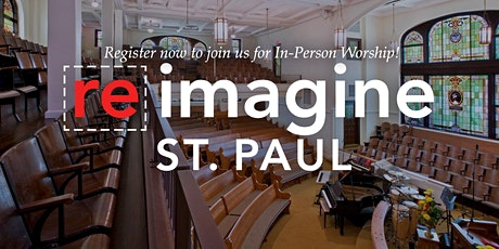 St. Paul Downtown Worship Experience tickets