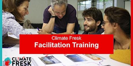Climate Fresk - Online Facilitation Training tickets