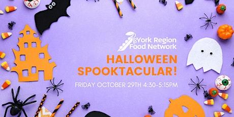YRFN's Halloween Spooktacular! tickets