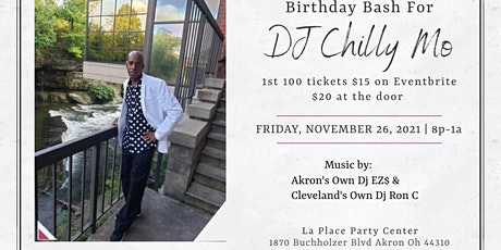 Dj Chilly Mo's Birthday Party tickets