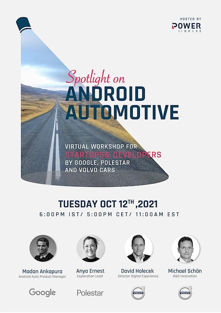 Spotlight on Android Automotive image