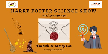 Harry Potter Science Show- Second Session tickets
