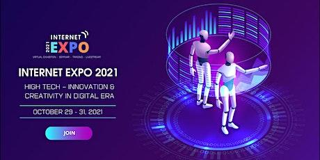 INTERNET EXPO tickets