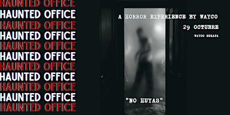 Haunted Office: una experiencia terrorífica en wayCO entradas