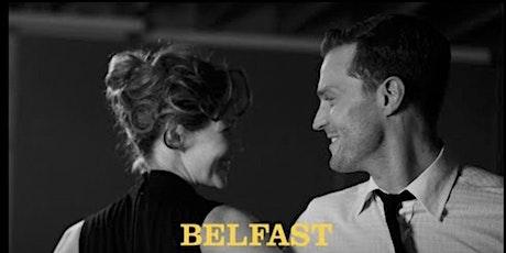 Screening of new film 'Belfast' tickets
