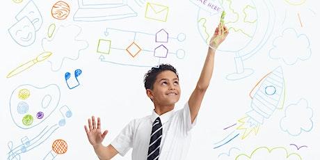 Junior School Assessment Day - Thursday 25th November 2021 tickets