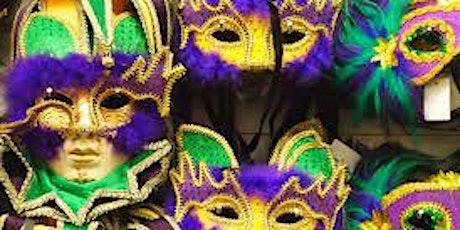 Mardi Gras Masquerade Party tickets