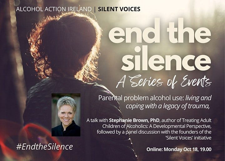 Parental problem alcohol use: living and coping with a legacy of trauma. image