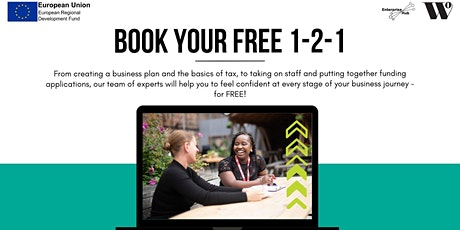 1-2-1 Business Advice Session tickets