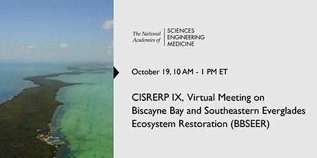 CISRERP IX: Meeting on  Biscayne Bay and Southeastern Everglades Ecosystem tickets