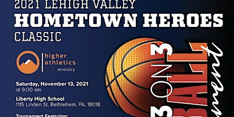 Higher Athletics Ministry LV Heroes Classic tickets