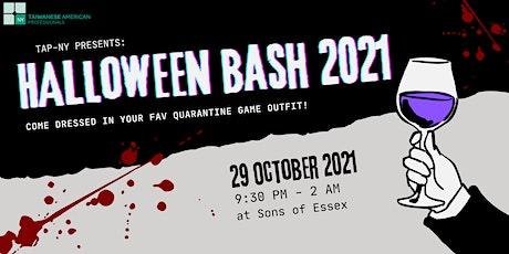TAP-NY Halloween Bash 2021 tickets