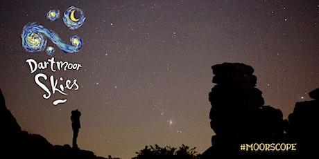 Stargazing - Explore the Night Skies of Dartmoor tickets