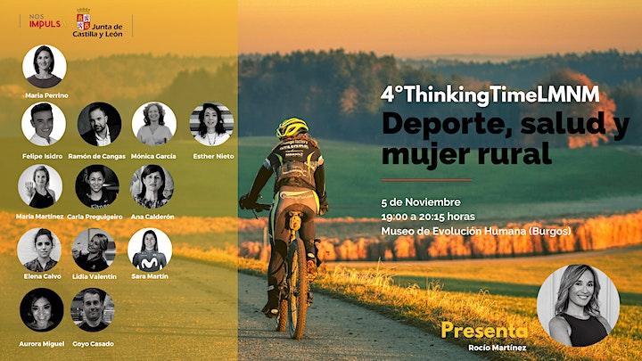 Imagen de ThinkingTimeLMNM Deporte, salud y mujer rural