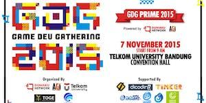 Game Developer Gathering Prime 2015 - Bandung