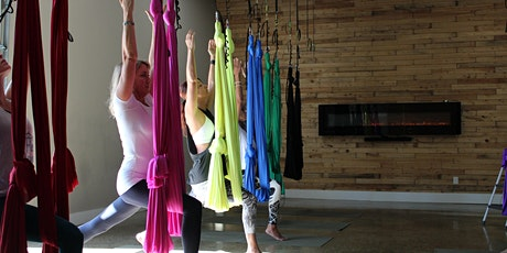 Beginner Aerial Yoga Workshop 10/30 tickets