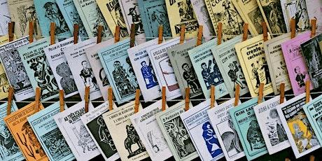 Oficina de Literatura de Cordel on-line | Dia do Nordestino ingressos